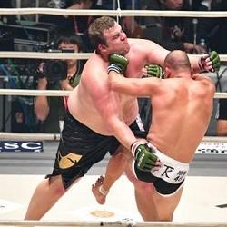 バルトは相撲最強を体現?総合格闘家としての実力や成功の可能性を検証!