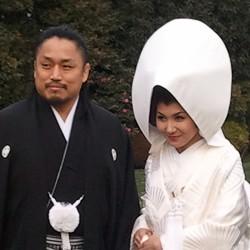 後藤洋央紀選手と奥さんの真美さん